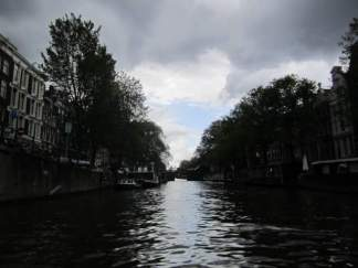 Fig 2.1: Amsterdam, Netherland. Trying to figure out what is the next career choice I should make.